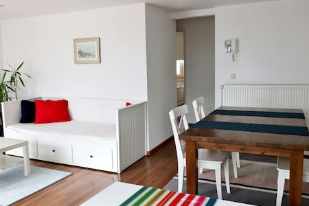 Holiday apartment with private parking space 4P