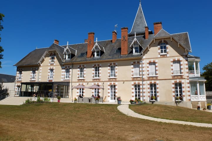 T2 indépendant - Neuvy-sur-Barangeon - อพาร์ทเมนท์