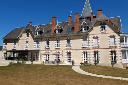 T2 indépendant - Neuvy-sur-Barangeon - Apartament