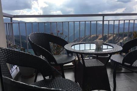 The Kutir-  fabulous mountain view