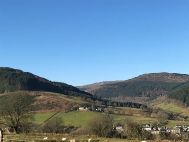 Ty Bach Twt in Snowdonia National Park