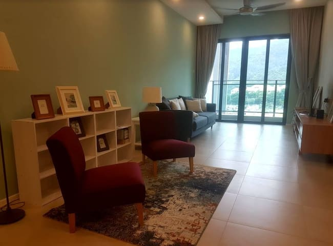 Furnished Luxury Condo Penang