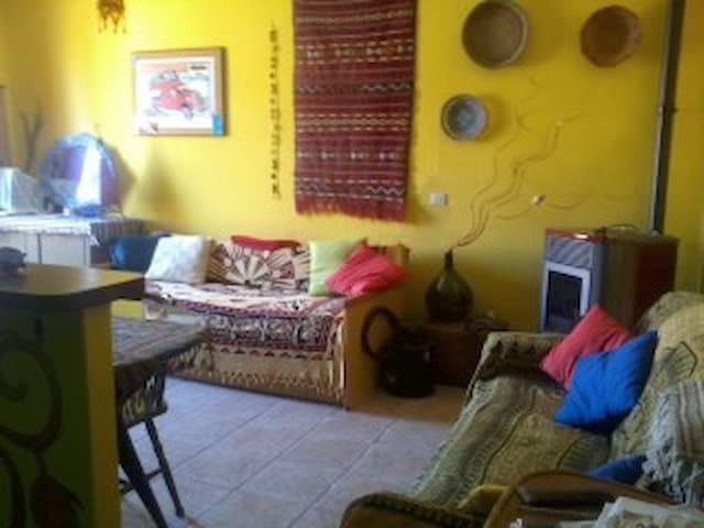Casa indipendente a 10 min di macchina dal mare - Sedini - House