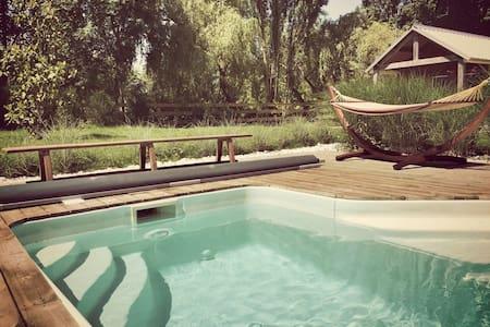 Maison d'hôte Ecurie Quixote 30Min de Paris - Grosrouvre - Bed & Breakfast