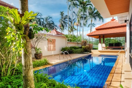 Laguna Link Villa (5909) - Choeng Thale - House