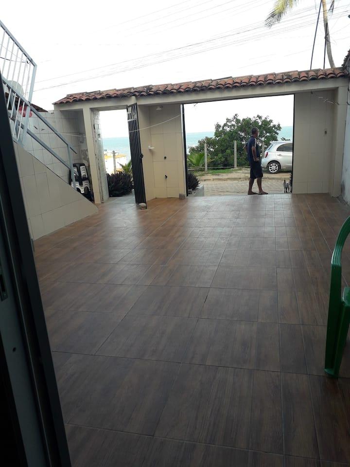Apartamento térreo Maragogi