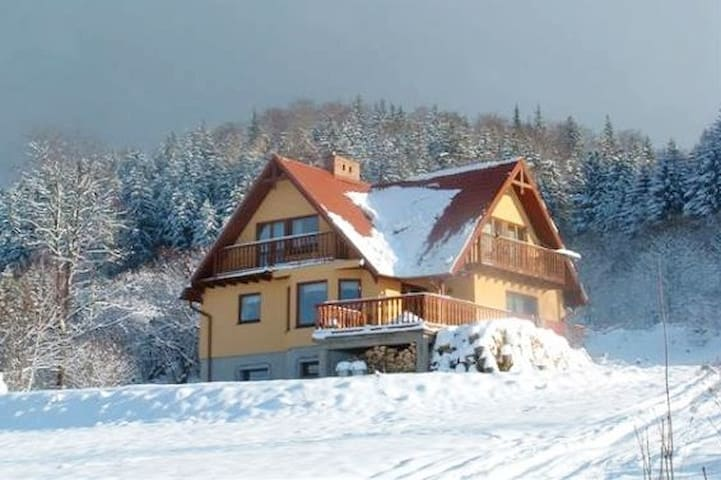 Dom w górach  Słoneczny Stok - Goworów - Dům