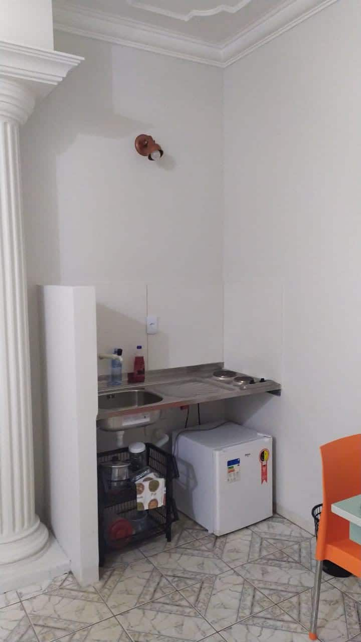 Apartamento Colorido p/ 2 pessoas