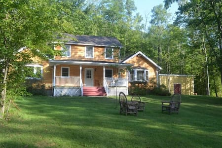 Catskill Mountains Getaway - Chichester, NY - Chichester - Ev