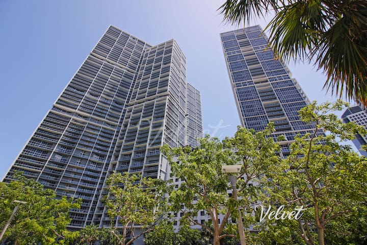 ★ ICON Brickell PREMIUM Modern Condo  River view ♡