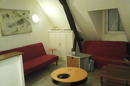 Studio Meublé - Saint-Aignan-sur-Cher - Lejlighed