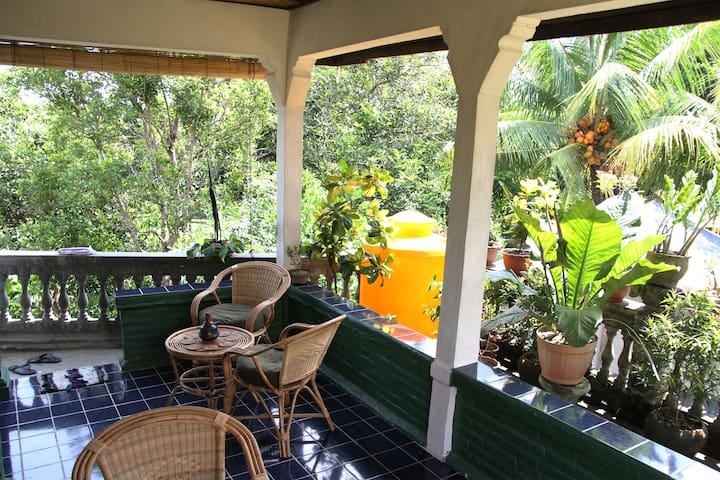 Balinese Village stay - Sukasada - House