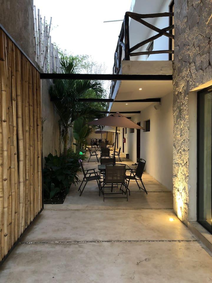 Hotel Casa Bamboo Habitación OV