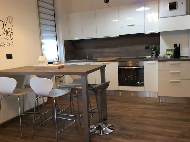 New modern flat - Sondrio