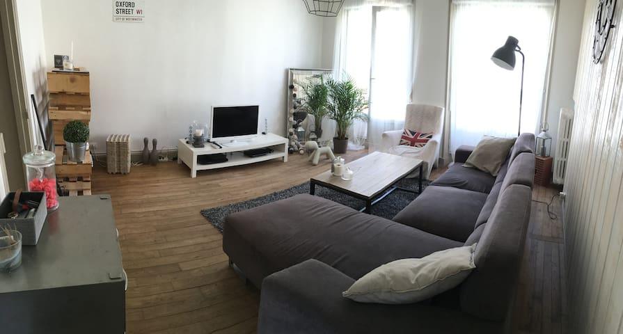 Charming Apartment Brest Saint Louis - Brest - Apartment