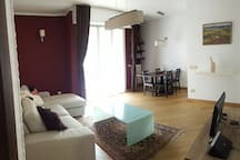 Cosy Flat With Parking
