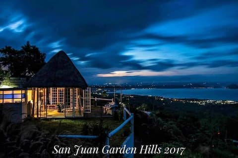 2BR Tiny house Talisay Rest House avec vue sur Taal