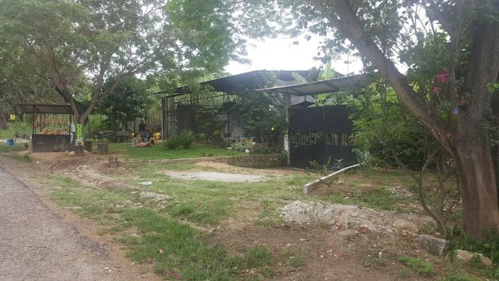 """Habitaciones  """"Villa Elena """" Termales Rivera."""