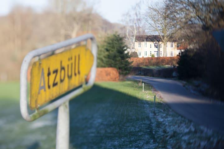 Ferienwohnung auf Resthof - Esgrus - อพาร์ทเมนท์