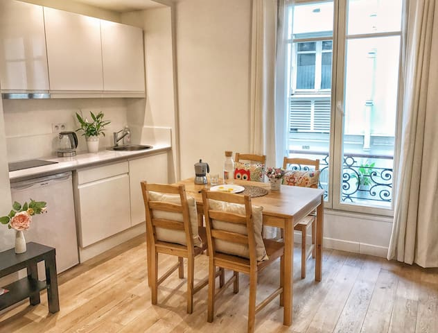 Clean -Comfortable -warm app - Paris - Wohnung