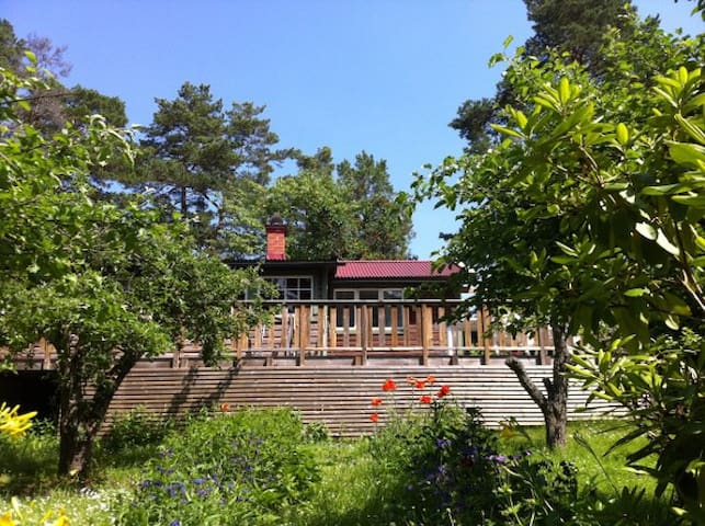 Cottage with sauna,Stockholm archipelago, Ljusterö