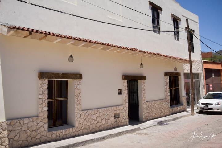 Casa Victoria en Bernal