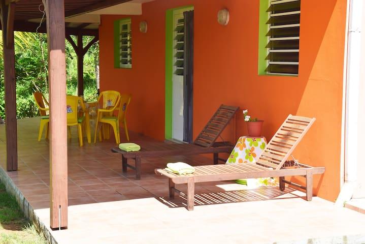 La villa cherry - Le Robert - Appartement en résidence