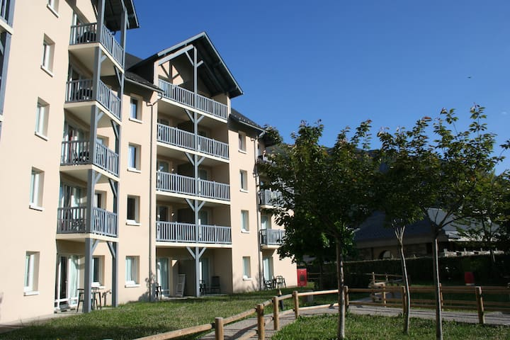 Les Rives de l'Aure- Appartement standing - Saint-Lary-Soulan - Lejlighed