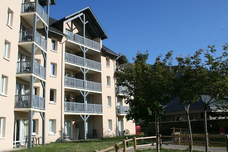 Les Rives de l'Aure - Appartement standing - Wohnung