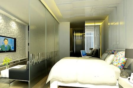 Private Room in Luxury Apartment - Daire