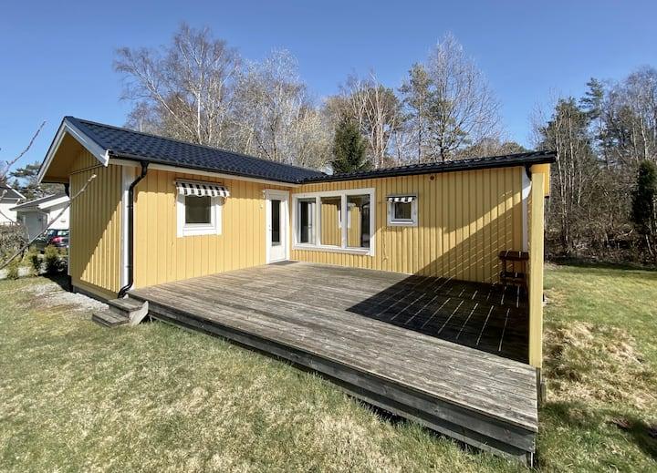 House with terrace in Stenungsund city