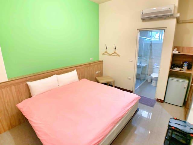 B207標準雙人房