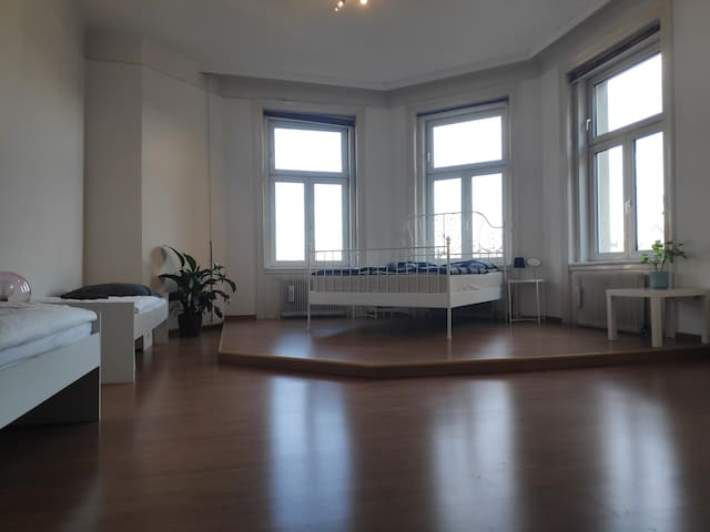 55m2 room for you close to the city center