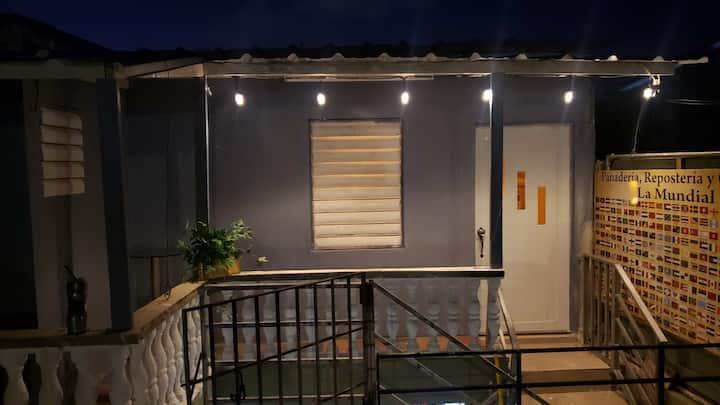 Cozy studio close to Santurce