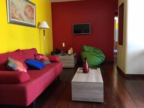 Wohnung in Salvador-Barra in Strandnähe