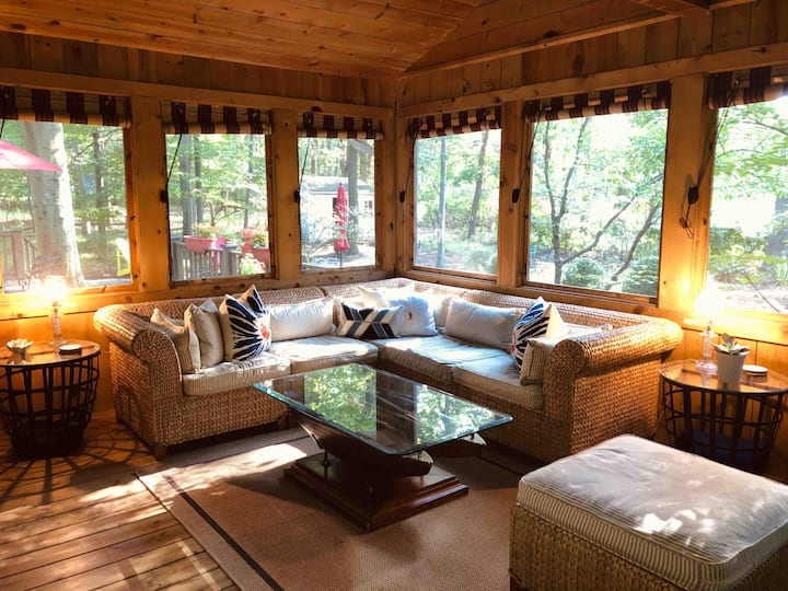 Wooded Retreat