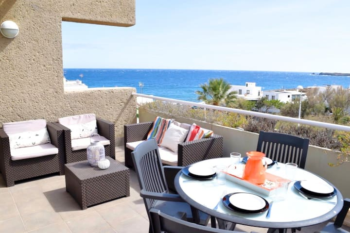 Stunning Ocean Views Apartment - Porís de Abona