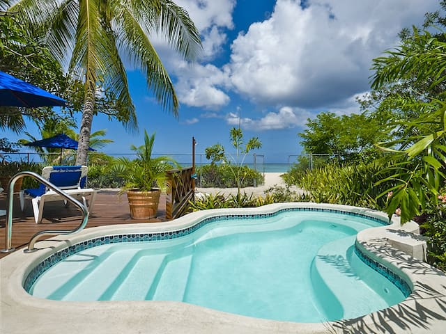Sea Turtle Beach Villa - Tranquil beach location