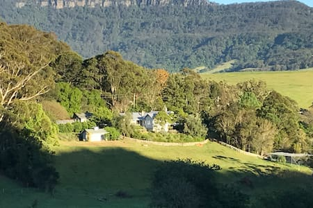 Jamberoo Valley Homestead and Working Farm - Jamberoo - Huis