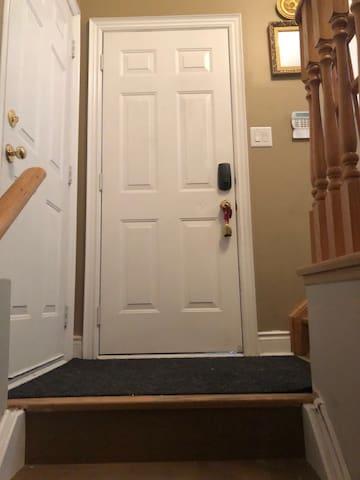 一房一卫独立空间,客厅厨房和洗衣房
