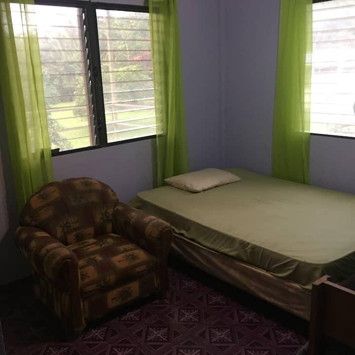 Kukulcan Nature Lodge Second Floor Suite