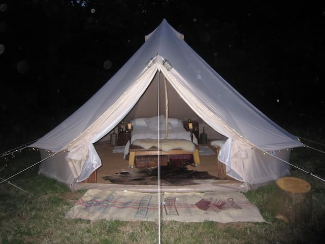 Meadow Bell tent no3 - Sittingbourne - Namiot