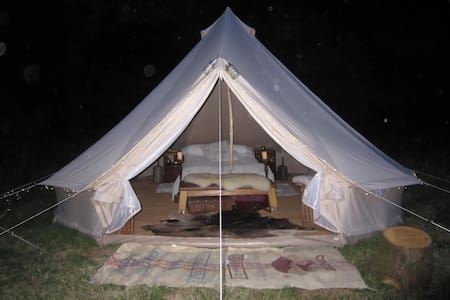 Meadow Bell tent no3 - Sittingbourne - Çadır