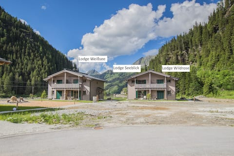 Lodge Seeblick-Ski in & out-Tauerndorf