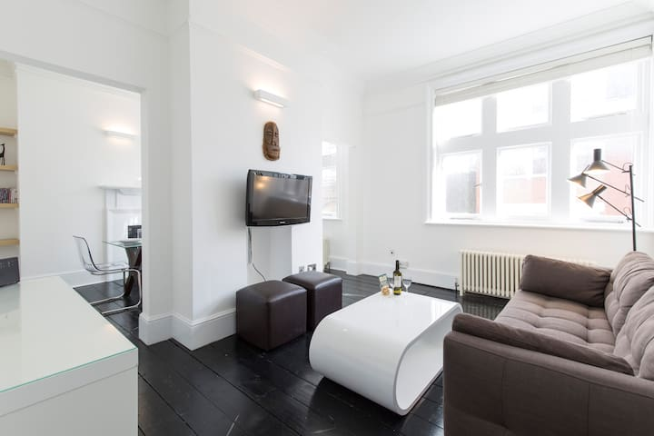 Beautiful Two Bed Flat in the heart Covent Garden - London - Wohnung