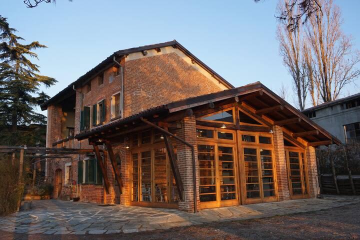 Natura -house nel Monferrato