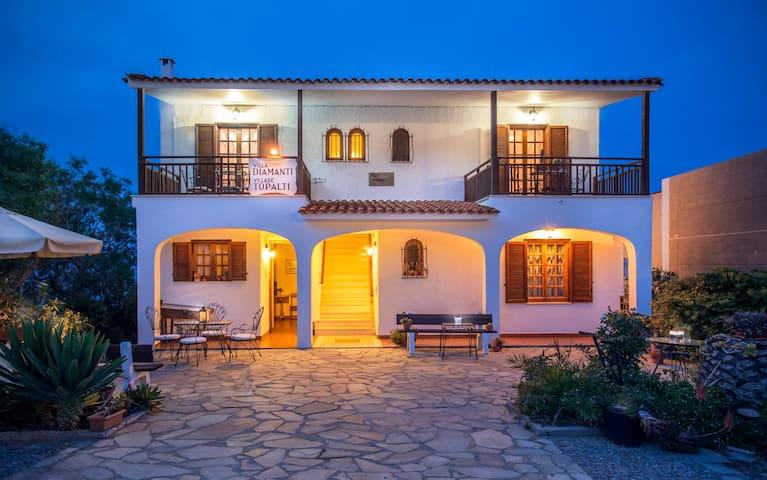 Villa Diamanti Double Room