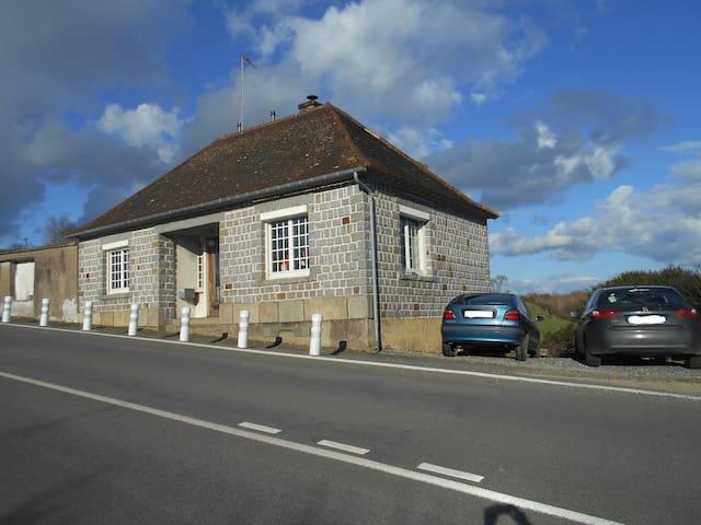 Maison T3 - Nuillé-sur-Vicoin - Talo