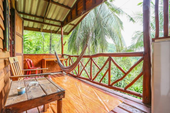 Khao Raa Bungalows (Jungle Experience) - Big - 1/5
