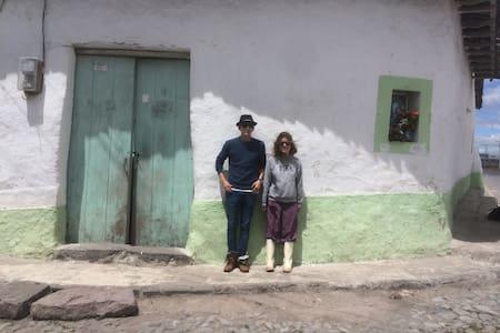 Aloag hacienda - Aloag